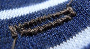 試し縫い・その1